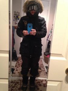 blizzard wear